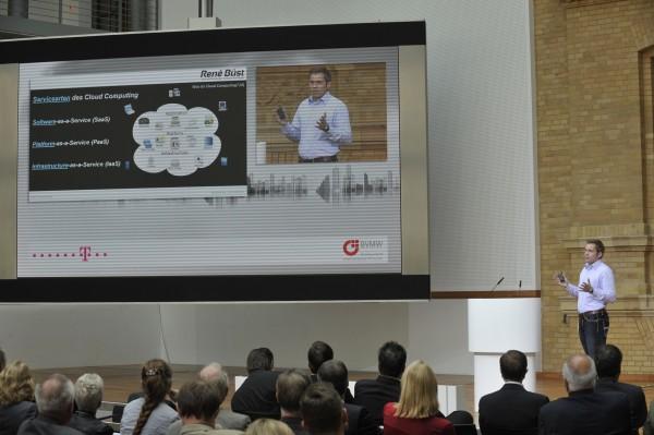 Vortrag auf dem BVMW Innovationsforum 2012